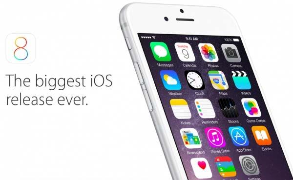 iPhone 6热潮退却 iOS 8安装率增长缓慢