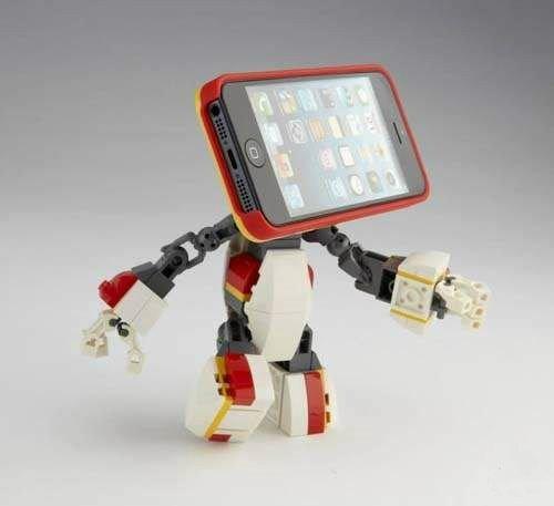 多功能乐高创意iPhone6手机壳
