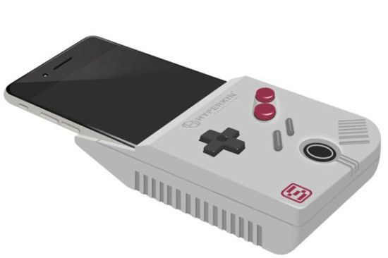 让你的iPhone变身Game Boy