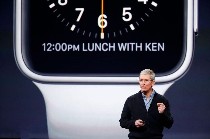 苹果员工购买Apple Watch五折优惠