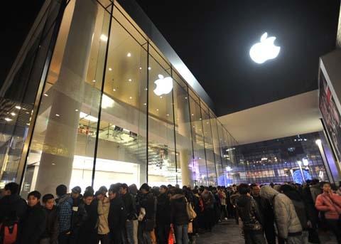 别再熬夜排队买Apple Watch了