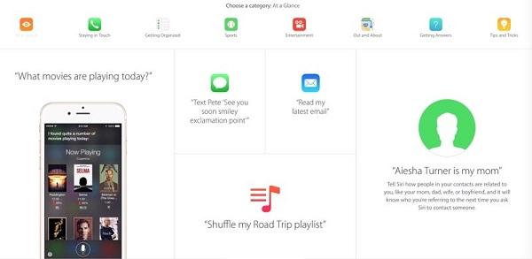 苹果全新Siri ,更多语音功能介绍