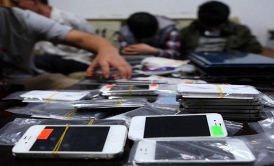 富士康回收iPhone:80%流入内地