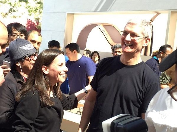 苹果手表一天顶别人安卓一年销量