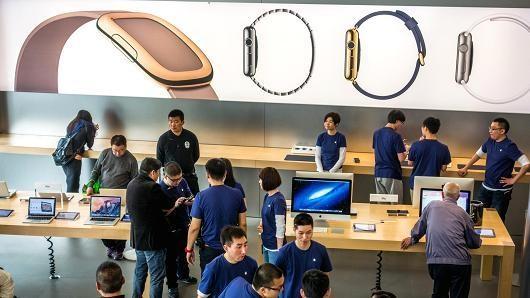 中国有望超美国成苹果手表最大市场