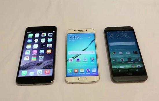 机王对决:三星S6/iPhone6速度比拼