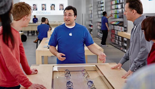 苹果通报Apple Watch首发情况