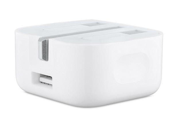 苹果推出可折叠充电器:售价25英镑