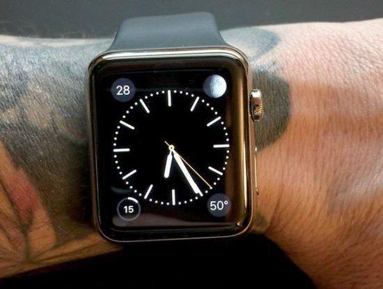 一个纹身,让Apple Watch检测功能挂了