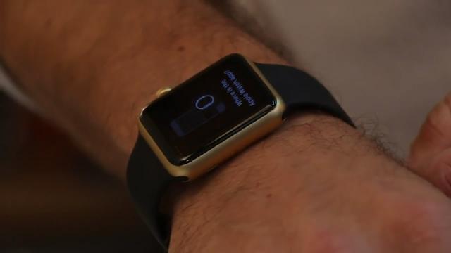 买不起?自制一个镀金版Apple Watch