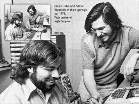 苹果早期珍贵照片首度曝光