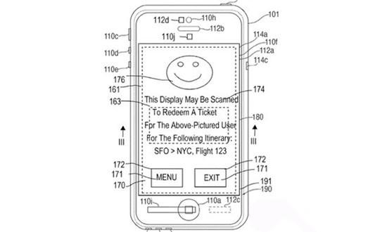 iPhone7或许会有块隐形屏幕