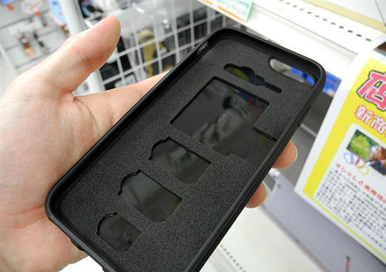 iPhone6变双卡双待一个保护套搞定