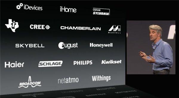 苹果HomeKit智能家居设备下月上市