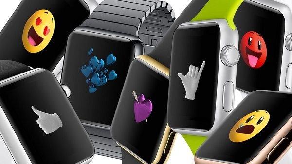 苹果Apple Watch专属表情动态表情萌萌哒