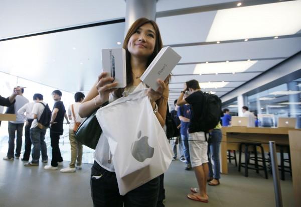 iPhone的销量增长仍有很大空间