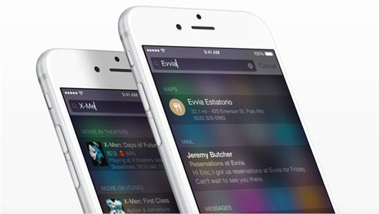 iOS 9新特性曝光人工智能成又一亮点