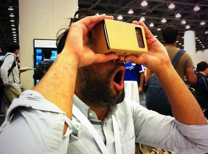 谷歌虚拟现实设备正式支持iOS