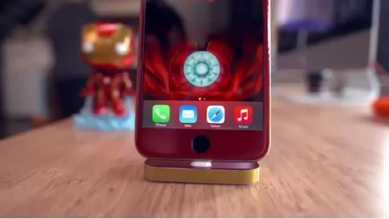 钢铁侠版iPhone6 你值得拥有!
