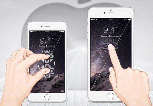 新iPhone杀手锏Force Touch到底是什么