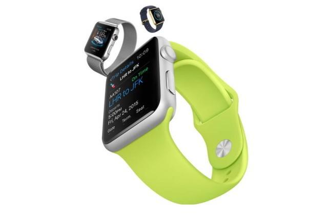 Apple Watch有灰尘脏了怎么办?直接用水冲!