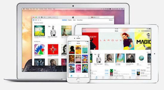 苹果周一确实要推流媒体音乐服务
