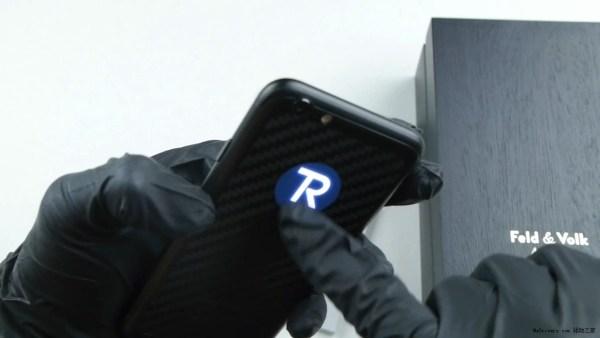 logo会发光 史上最坚固的iPhone6登场