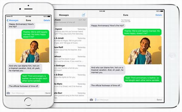 iOS 9新功能:没带手机用电脑接电话