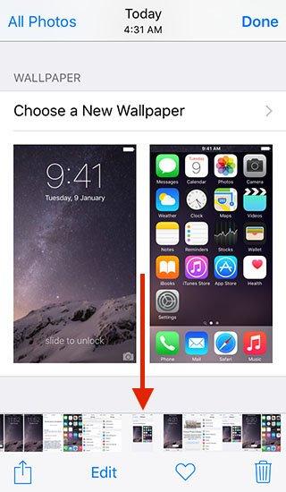 iOS9照片应用四大隐藏新特性