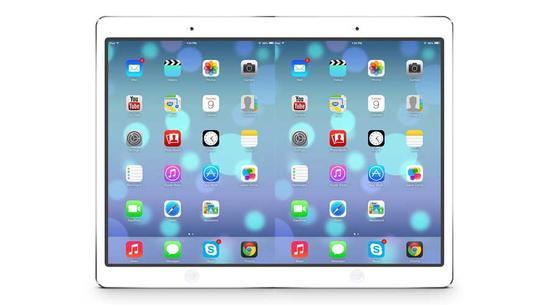 大屏iPad Pro会是什么体验?两iPad拼着用