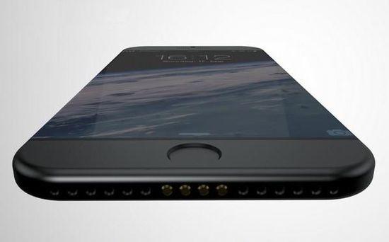 未来苹果iPhone或将采用无边框设计