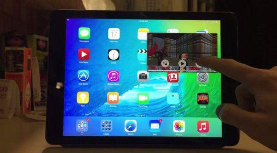 iOS9怎么分屏? iOS9画中画怎么用?