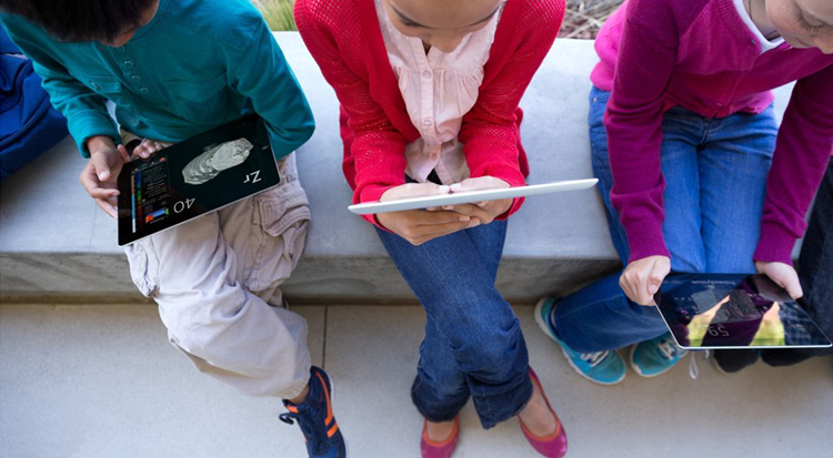 河北小学要求学生买iPad,家长被自愿