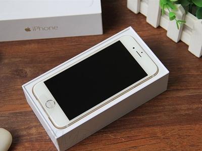 二手iPhone6多少钱?仍需7折
