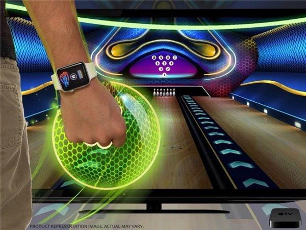 苹果Apple Watch还可以当手柄玩游戏