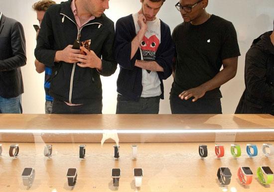 苹果Apple Watch滞销 被指鸡肋产品