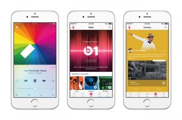 苹果iOS8.4正式版发布:Apple Music上线