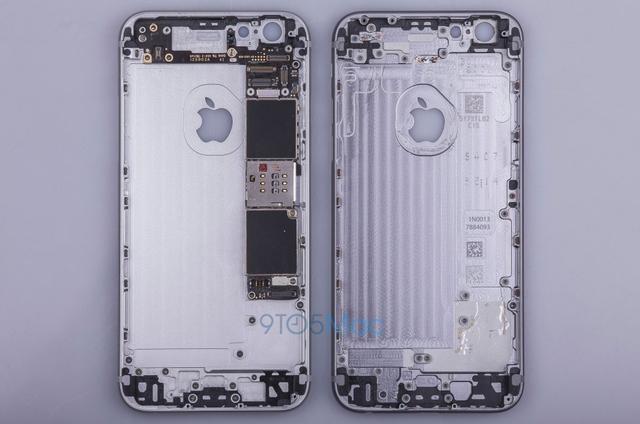 苹果iPhone 6s首批谍照曝光