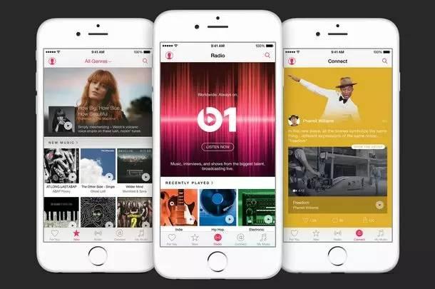 iOS 8.4 安装率达37% Apple Music是主因