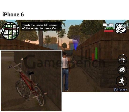 苹果iPhone6、三星S6玩游戏哪个爽?