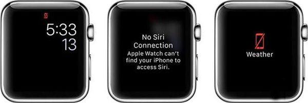Apple Watch连接不上iPhone该怎么破?