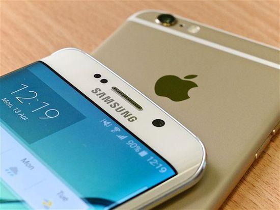 苹果iPhone6和三星S6哪个好
