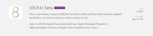 iOS8.4.1 Beta好不好 要不要升级?