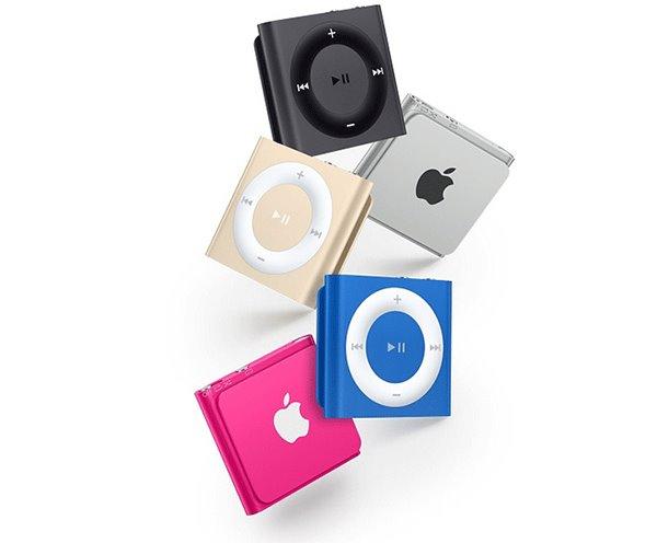 苹果新款iPod touch正式发布:6色任选