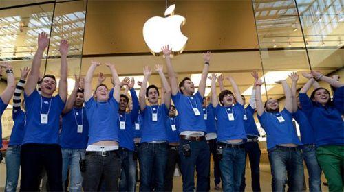 下班搜包不合法 苹果员工可发起集体诉讼