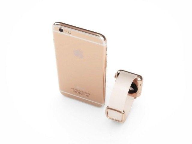 无一例外,金色运动版苹果手表也要上市
