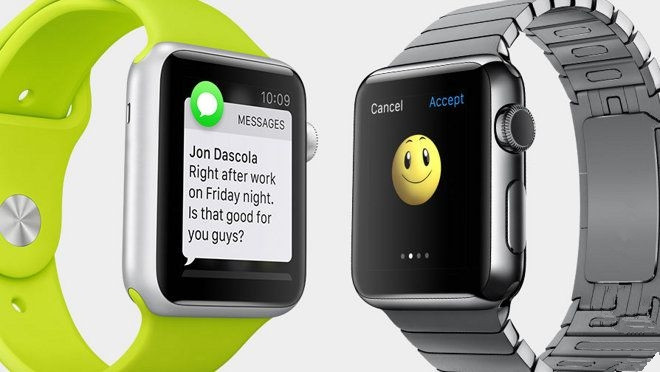 "Apple Watch销量不佳   ""远超预期""或不可能"