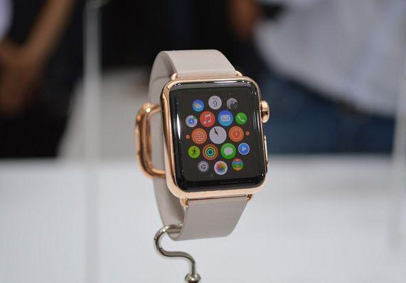 苹果会如何在 Apple Watch 中整合摄像头?