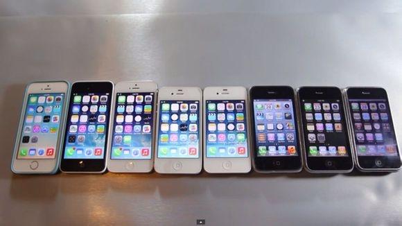 苹果iPhone6s是苹果的第几代
