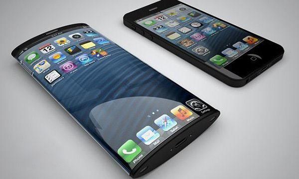 iPhone7或采用弯曲设计